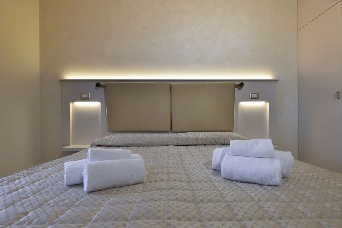 Habitación doble superior con cama supletoria